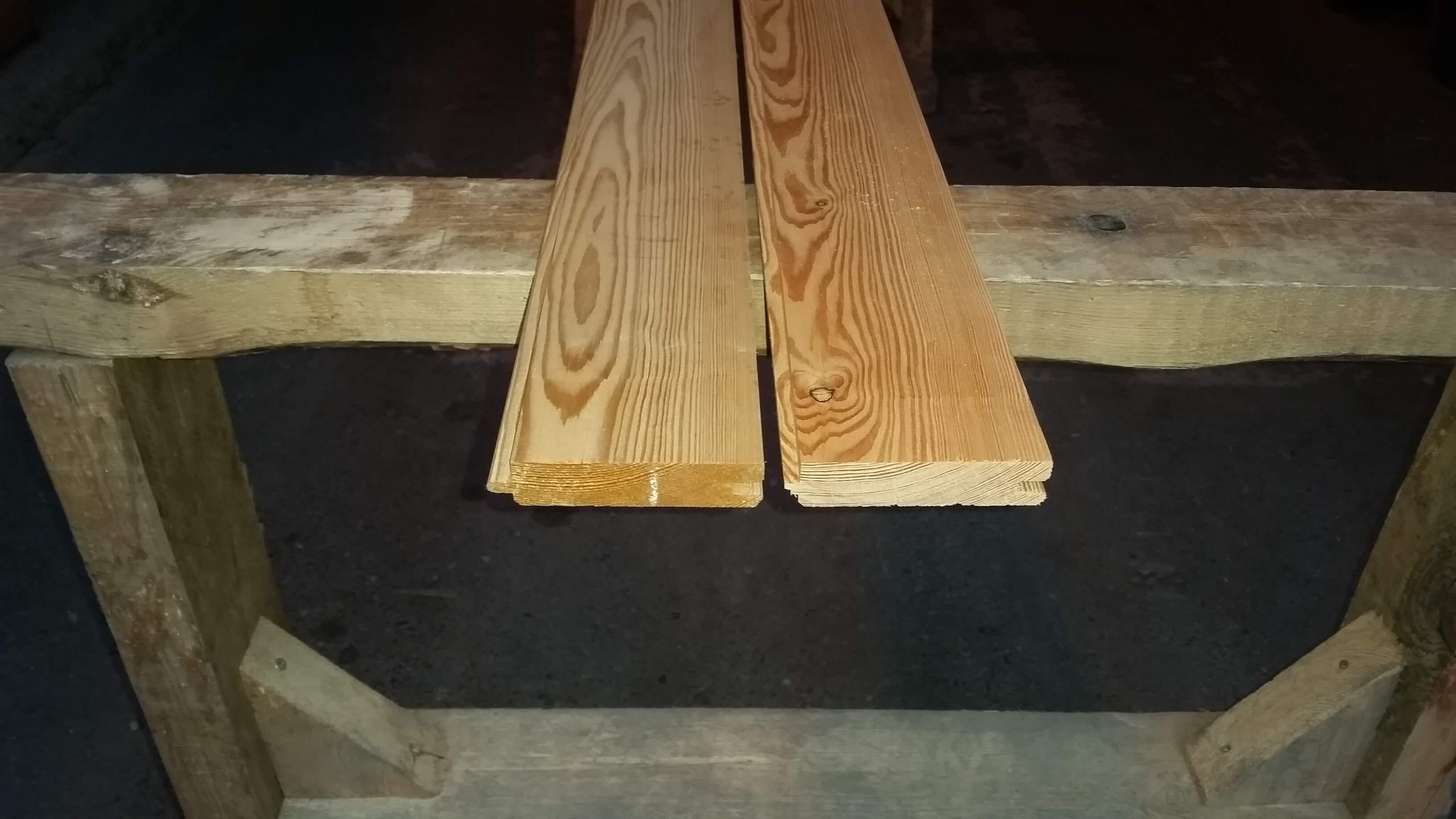 Dřevěné podlahy výprodej