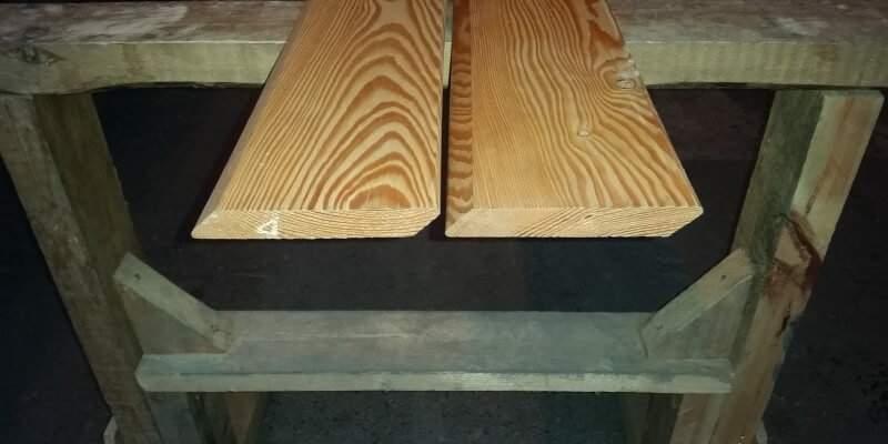 Dřevěné fasády (Rhombus)