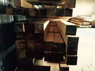 Hranol 140 x 140 mm